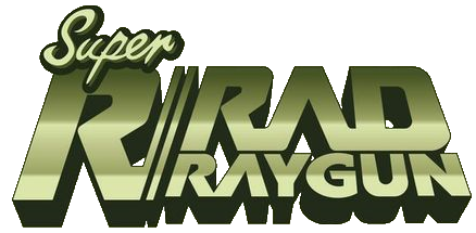 Super Rad Raygun Logo